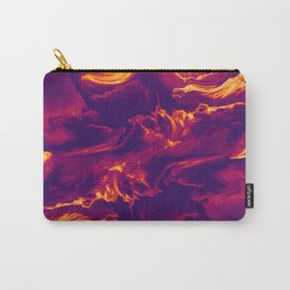 Vaporous Flower Carry-All Pouch