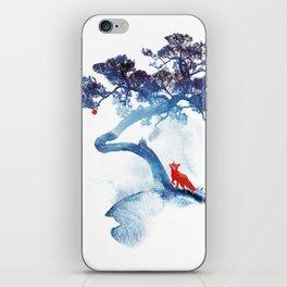 The last apple tree iPhone Skin
