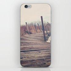 Wanderlust - Roam Wherever the Path May Lead iPhone & iPod Skin