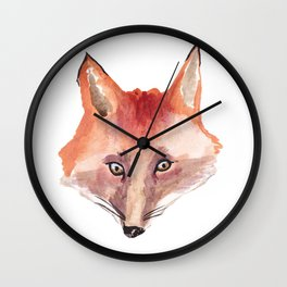 Brer Fox Wall Clock