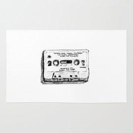 80's Series Cassette Tape #3 Rug