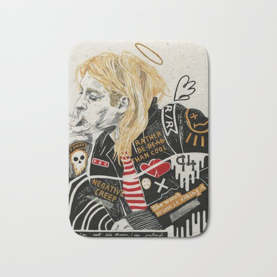 Kurt. Bath Mat