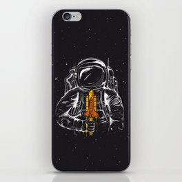 Space Popscicle iPhone Skin