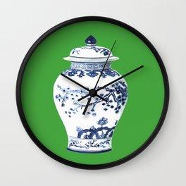 GJ tres kelly Wall Clock