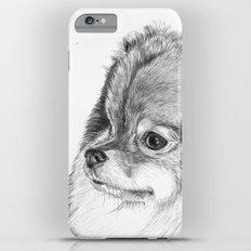 Pomeranian iPhone 6 Plus Slim Case