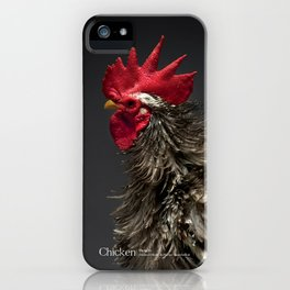 Chic!ken - Frizzle Chabo iPhone Case