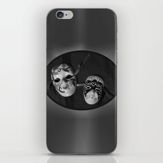 The Masquerade iPhone & iPod Skin