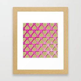 I Will Have Pieces of You Framed Art Print