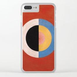 Hilma Af Klint Svanen Clear iPhone Case
