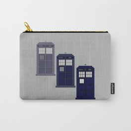 The Materializing TARDIS Carry-All Pouch