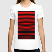 discount T-shirts featuring Illusion 1 by R J R