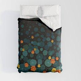 Nasturtium Garden Comforters