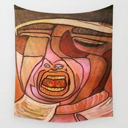 EL MIEDO DEL TORERO Wall Tapestry