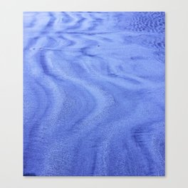 Watermarks Canvas Print