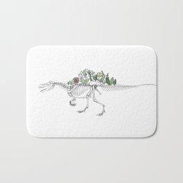 Spino-peony-saurus Bath Mat
