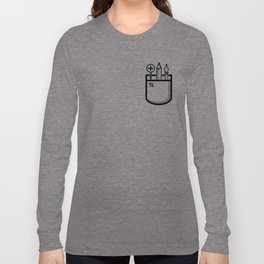 Pocket tools Long Sleeve T-shirt