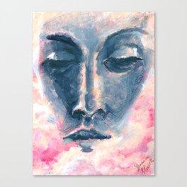 Sunrise Heart-dreams Canvas Print