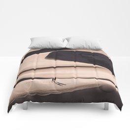 desert dune 2  Comforters