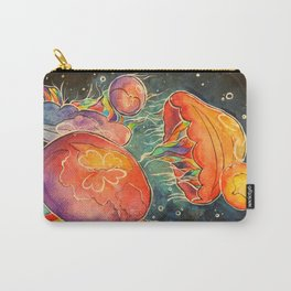 Moon Jellies Carry-All Pouch