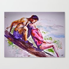 Summer Lovin' Canvas Print