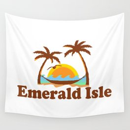 Emerald Isle - North Carolina. Wall Tapestry