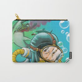 Diving Disaster Carry-All Pouch