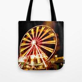 Giant Wheel Tote Bag