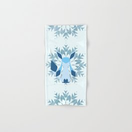 Minimal Glaceon Hand & Bath Towel