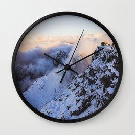 Mount Pilchuck | Washington | John Hill Photography Wall Clock
