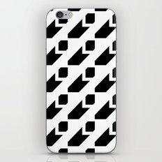 Segbroek Black & White iPhone & iPod Skin