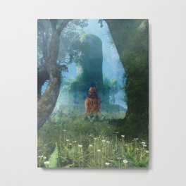The Old Ways Metal Print