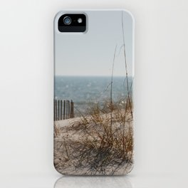 Gulf Cost Sparkle iPhone Case