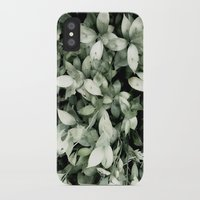 plant iPhone & iPod Cases featuring Plant by Alfredo Lietor