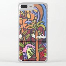 Arte en la Calle Clear iPhone Case