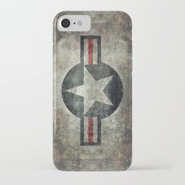 Air force Roundel v2 iPhone Case