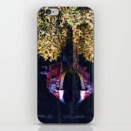 Anyone for coal on the oxford canal iPhone Skin