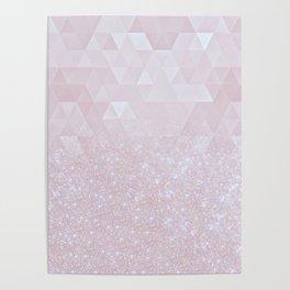 Experimental Glitter XI Poster