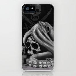 Pirate Tentacle iPhone Case