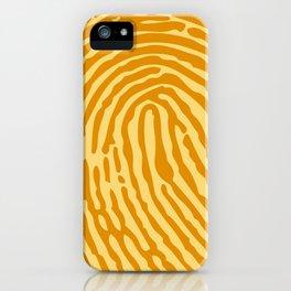 My mark #3 iPhone Case