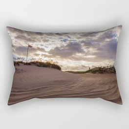 No Swimming Rectangular Pillow