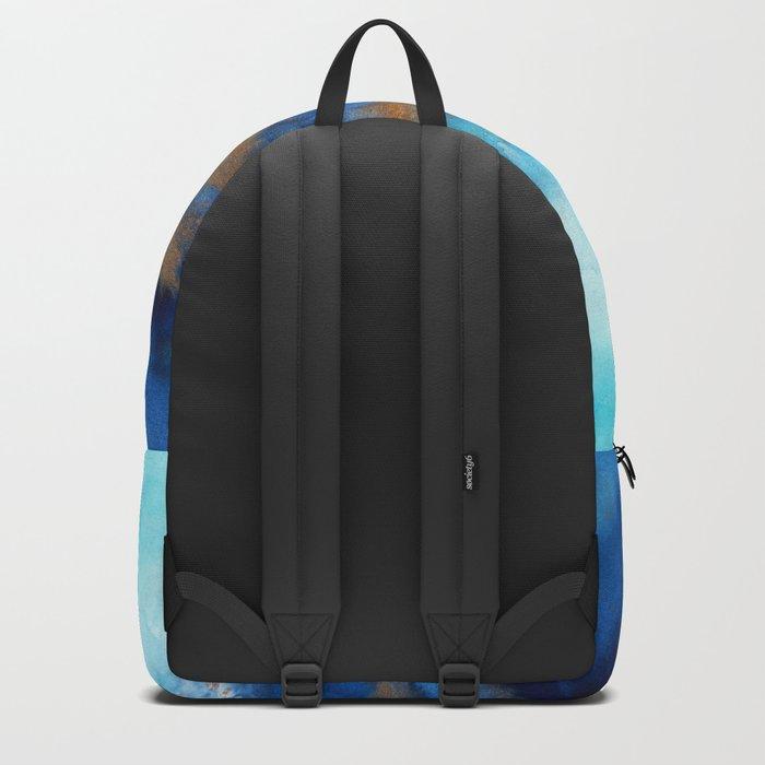 Ocean vibes 01 Backpack