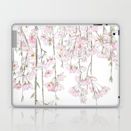 pink cherry blossom spring 2018 Laptop & iPad Skin
