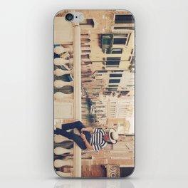 Venice Gondolier iPhone Skin