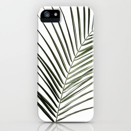 Palm Leaves 8 iPhone Case