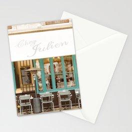 Chez Julien Stationery Cards