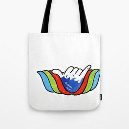 SABABA SURF Tote Bag