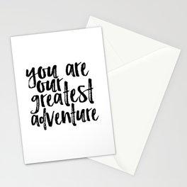 You Are Our Greatest Adventure Print Nursery Art Printable Baby Boy Art Custom Adventure Nursery Stationery Cards