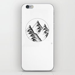 Mountains iPhone Skin