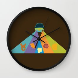 Scooby Gang Wall Clock