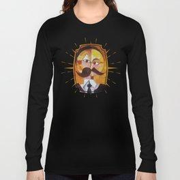 Friedrich Nietzsche Long Sleeve T-shirt